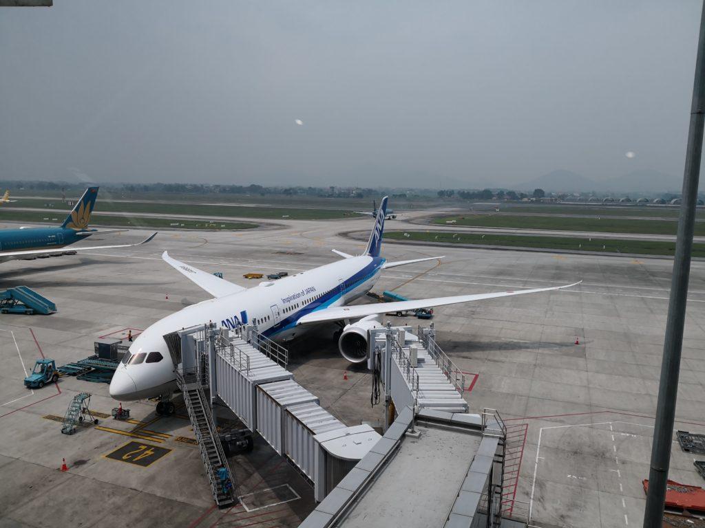 航空機(ANA)